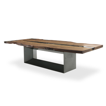 Kauri Cube Dining Table