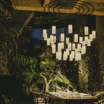 Cirio Chandelier Suspension Light