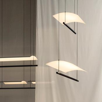 Lamina Suspension Light