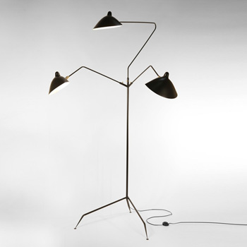 3 Arm Standing Lamp
