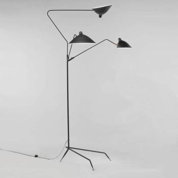 3 Arm Standing Lamp