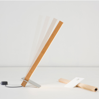 2ft Table Torch Table Lamp