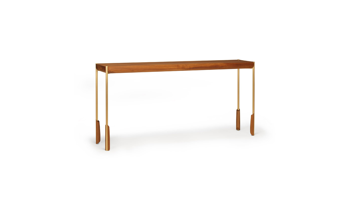 Altai Console Table - Quickship