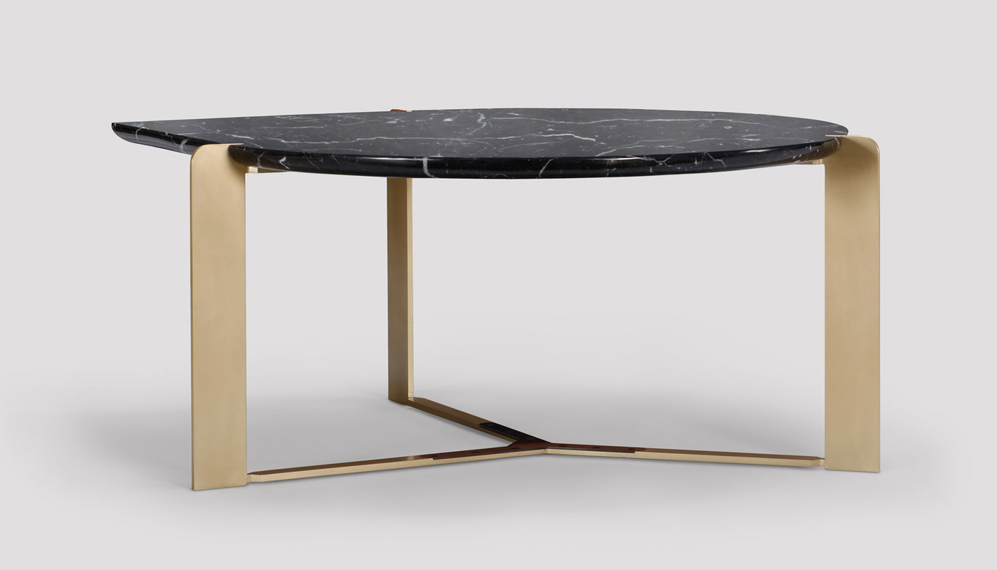 Drop Coffee Table - Quickship