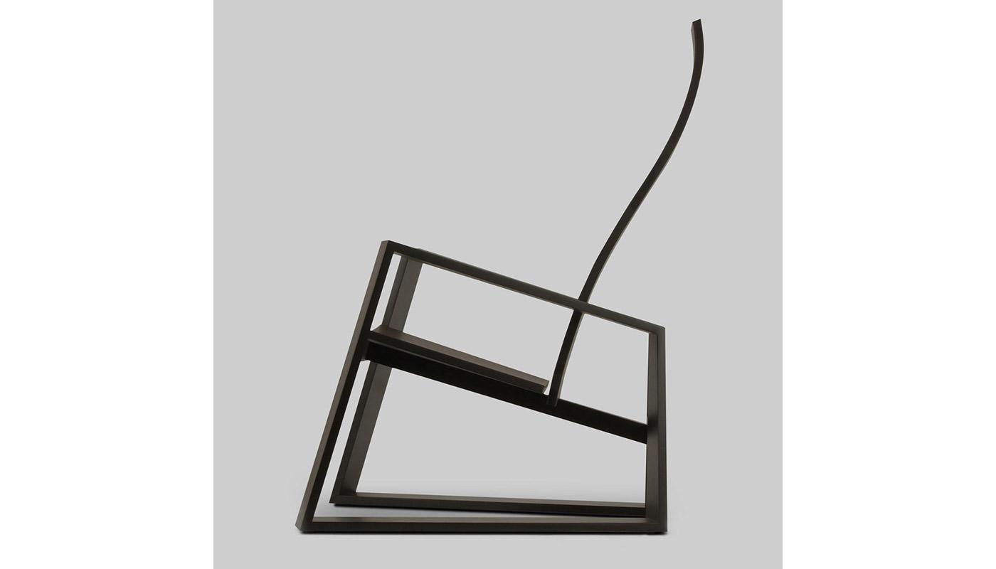 Fade Lounge Chair - Quickship