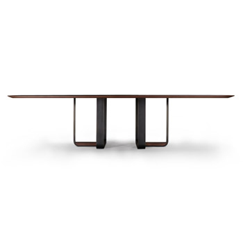 Piedmont Pedestal Dining Table - Quickship