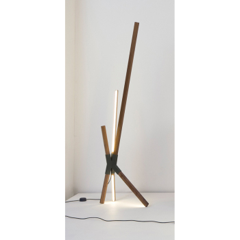 Middle Bang Floor Lamp