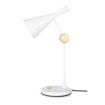 Beat Table Lamp - White