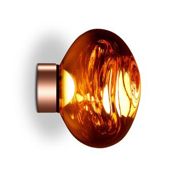 Melt Mini Wall Light - Copper