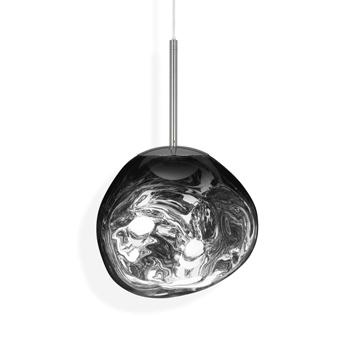 Melt Mini Suspension Light - Chrome