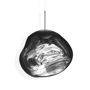 Melt Suspension Light - Chrome