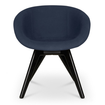 Scoop Low Dining Chair - In Our Showroom