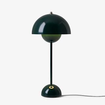 Flowerpot Table Lamp - VP3 Color