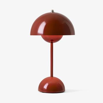 Flowerpot Portable Table Lamp - VP9