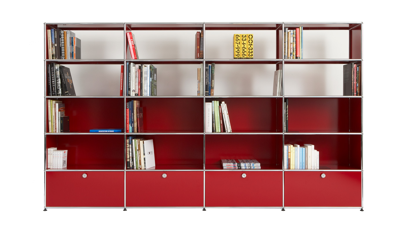 USM Haller Bookcase - Custom
