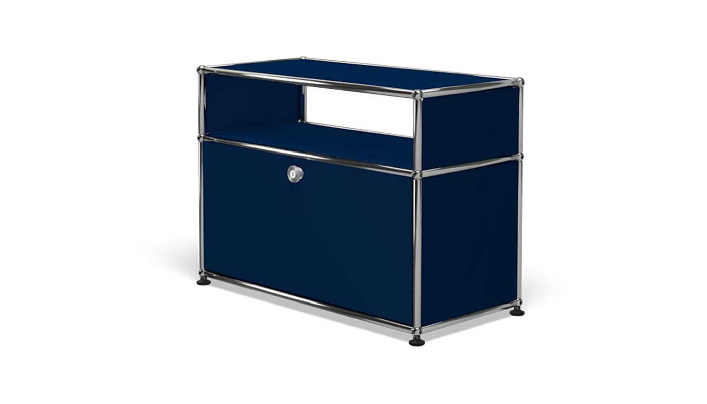 USM Haller Night Table O118 - Quickship