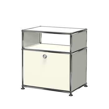USM Haller Night Table P - Quick Ship
