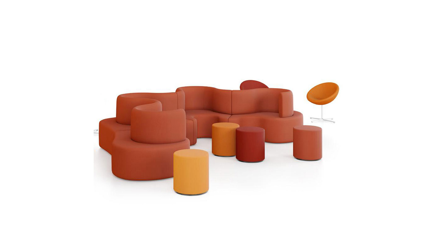 Cloverleaf Sofa - 4 units
