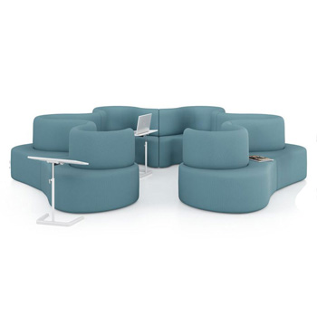 Cloverleaf Sofa - 6 units