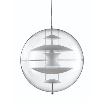 VP Globe Glass Suspension Light