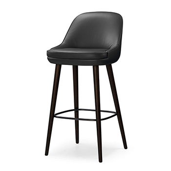 375 Bar Stool with Back