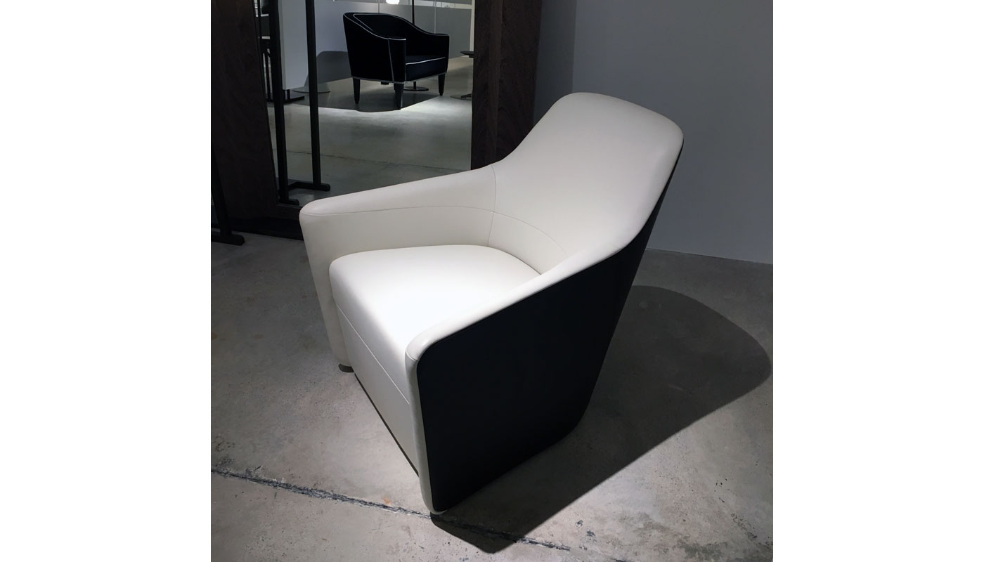 Foster 521 Lounge Chair - In Our Showroom