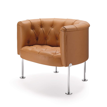 Haussmann Lounge Chair