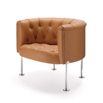 Haussmann Lounge Chair