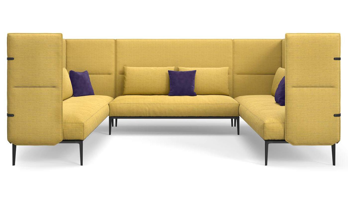 Jaan Silent Sectional Sofa