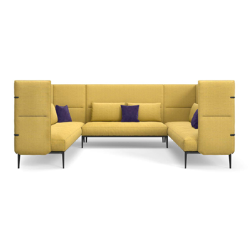 Jaan Silent Sectional Sofa