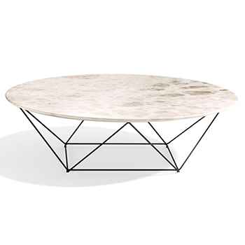Joco Stone Coffee Table - In Our Showroom