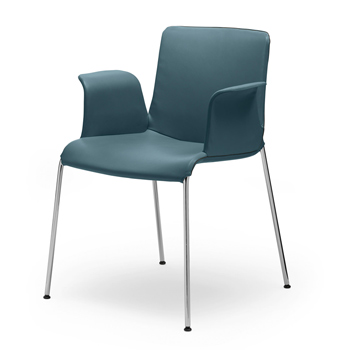 Liz Dining Chair with Arms