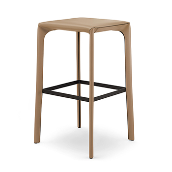 Saddle Chair Bar Stool