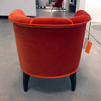 Alleegasse Lounge Chair - In Our Showroom