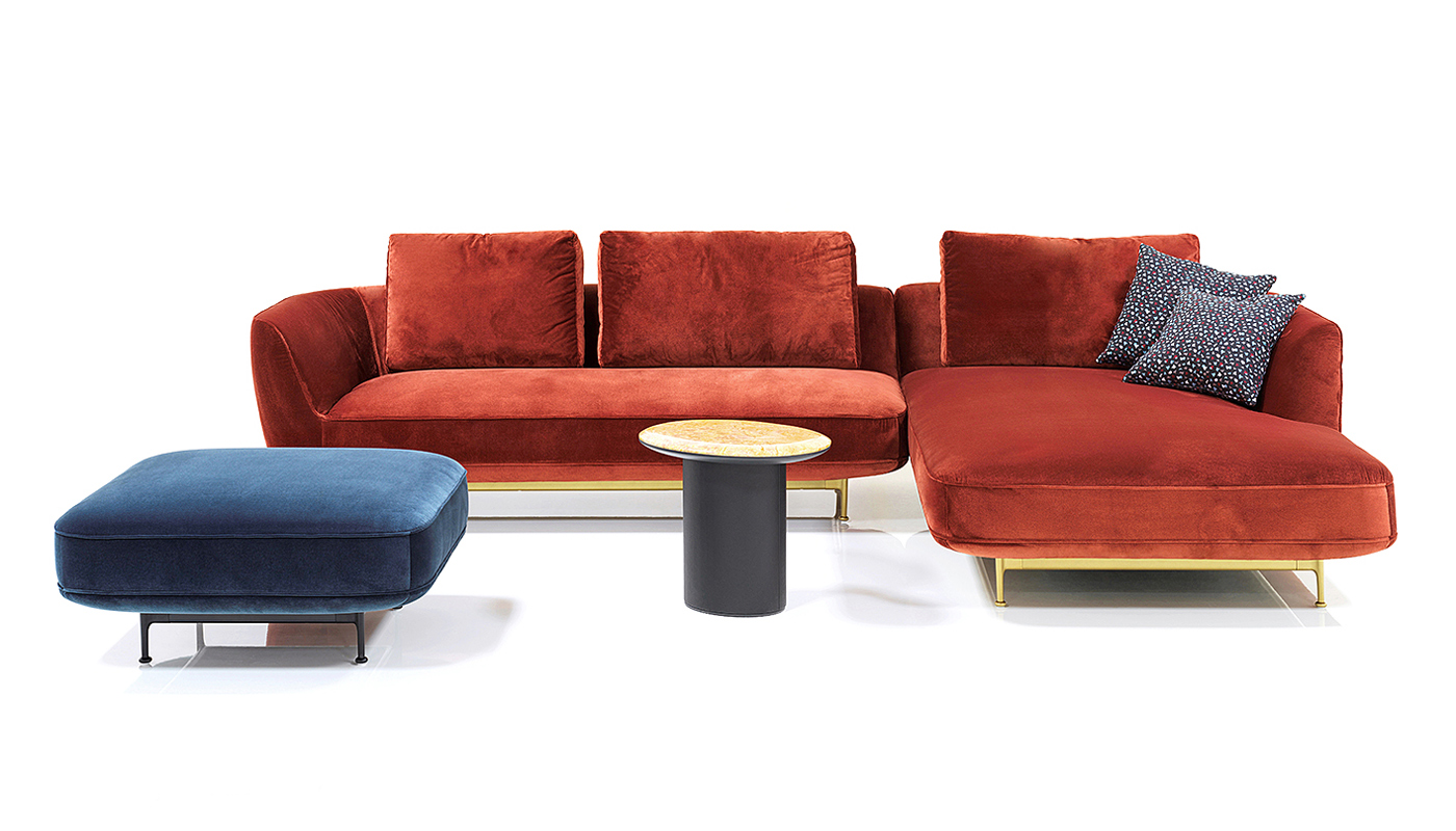 Andes Sectional Sofa