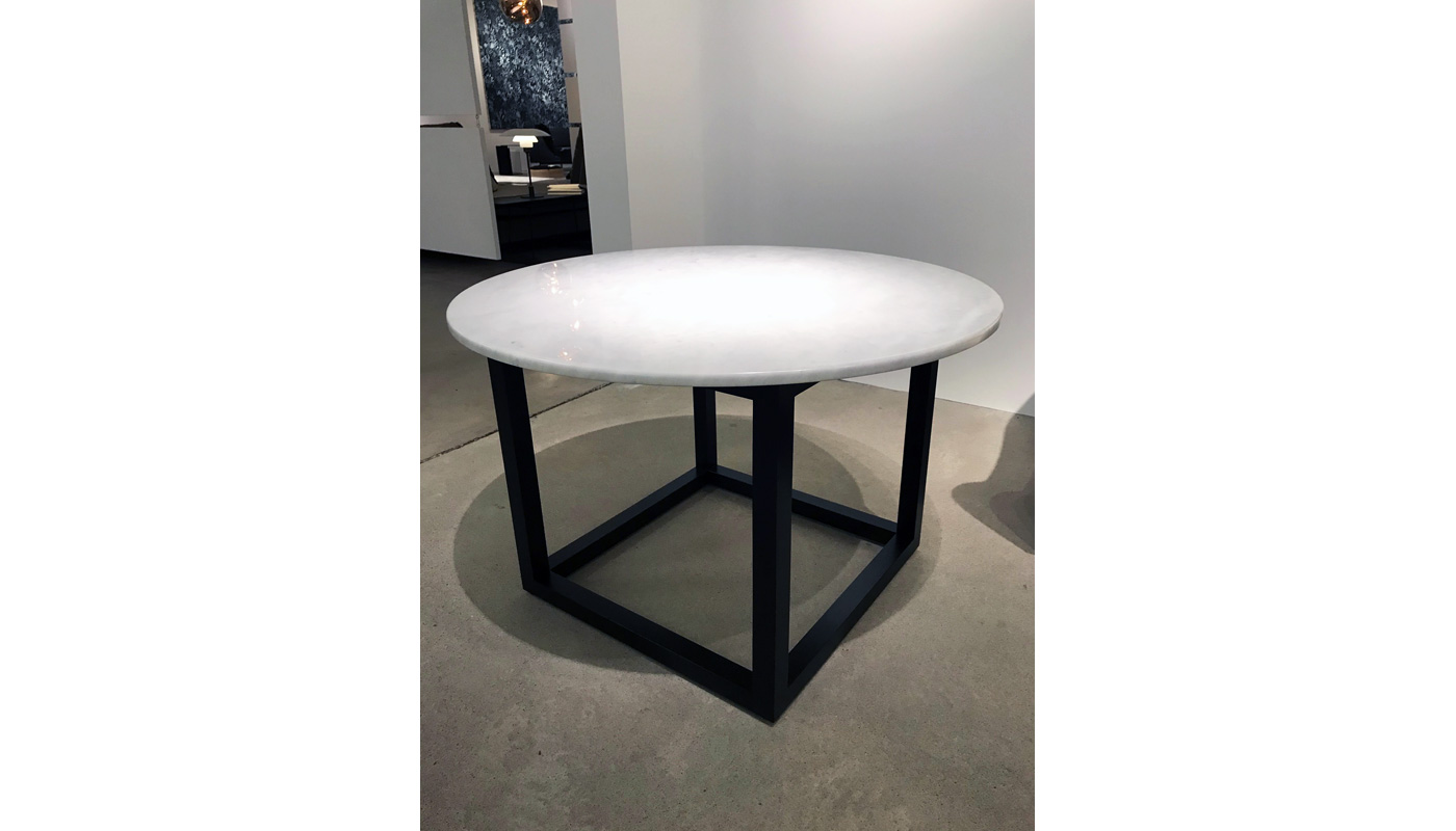 Cabinett Table - In Our Showroom