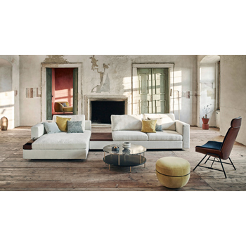 Camin Revisited Sectional Sofa