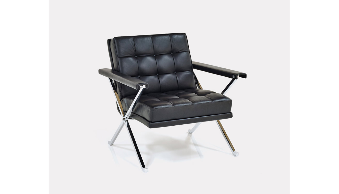 Constanze 3/4 Lounge Chair