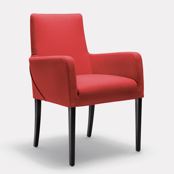Eve Dining Chair with Arms