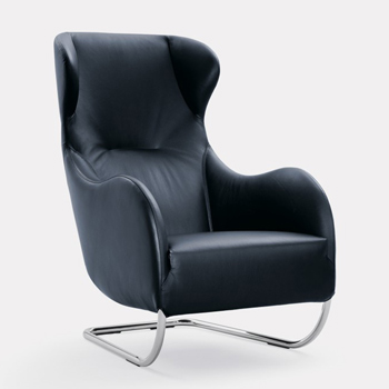 Jolly Lounge Chair - Cantilevered