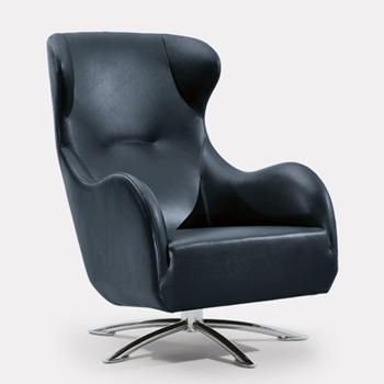 Jolly Lounge Chair - Swivel