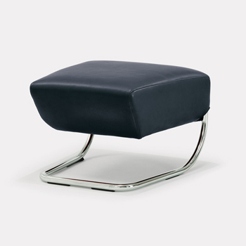 Jolly Ottoman - Cantilevered