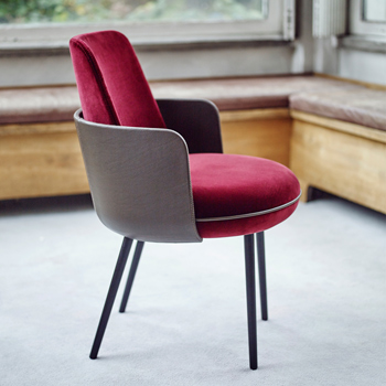 Merwyn Dining Chair with Arms