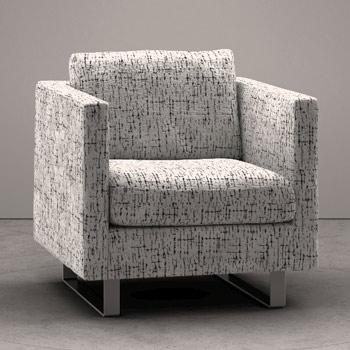 Metro Light Lounge Chair