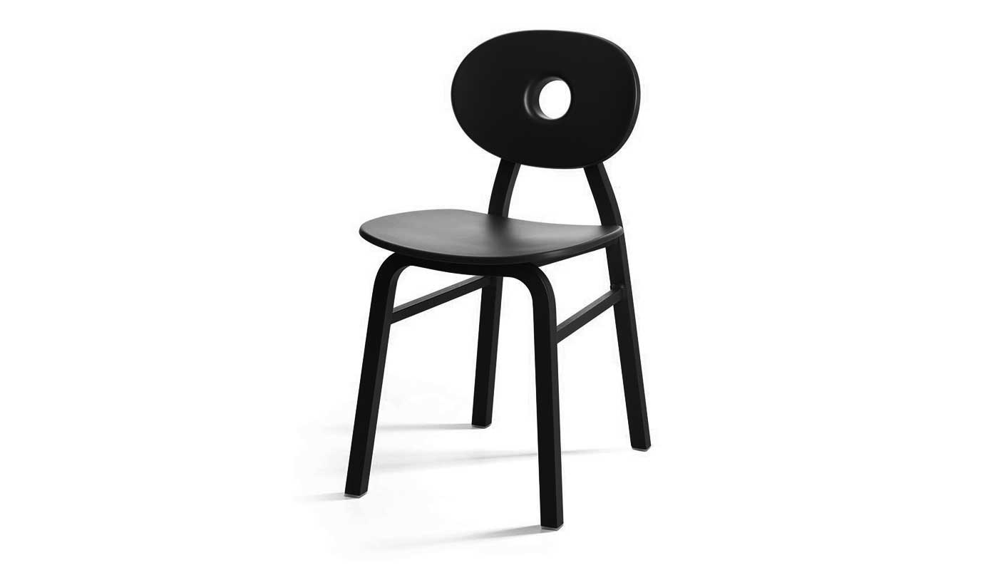 Elipse Dining Chair - Quickship