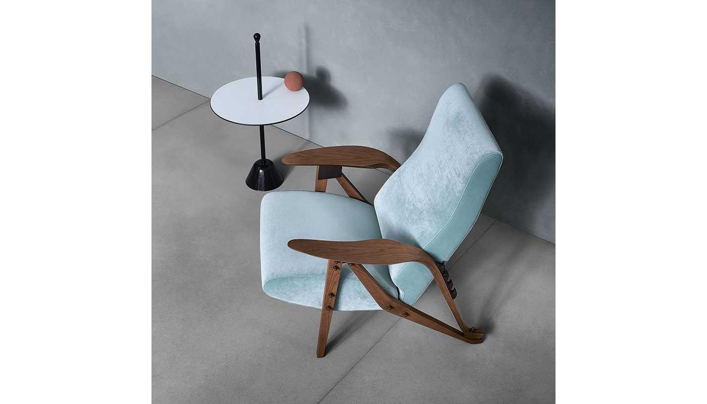 Gilda Lounge Chair - Quickship