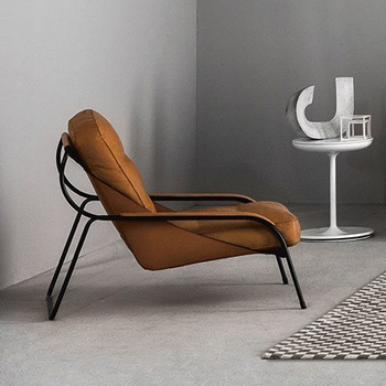 Maggiolina Lounge Chair - Quickship