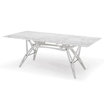 Reale Dining Table - Stone Top