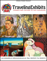 Traveling Exhibits For Schools & Libraries