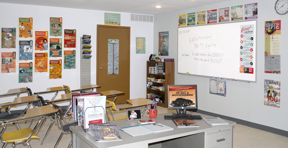 Canonical Writing Classroom